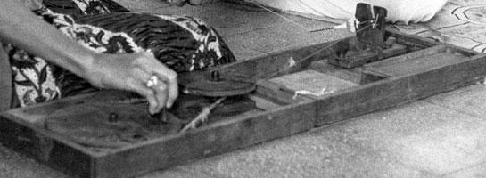 Charkha Tips (Spinning Cotton, Handspinning, Mahatma Gandhi