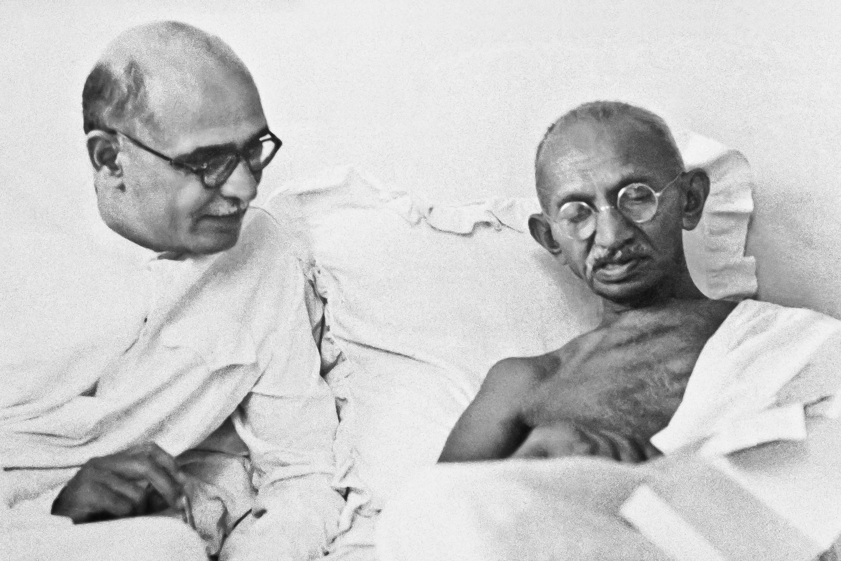 mohandas gandhi biography